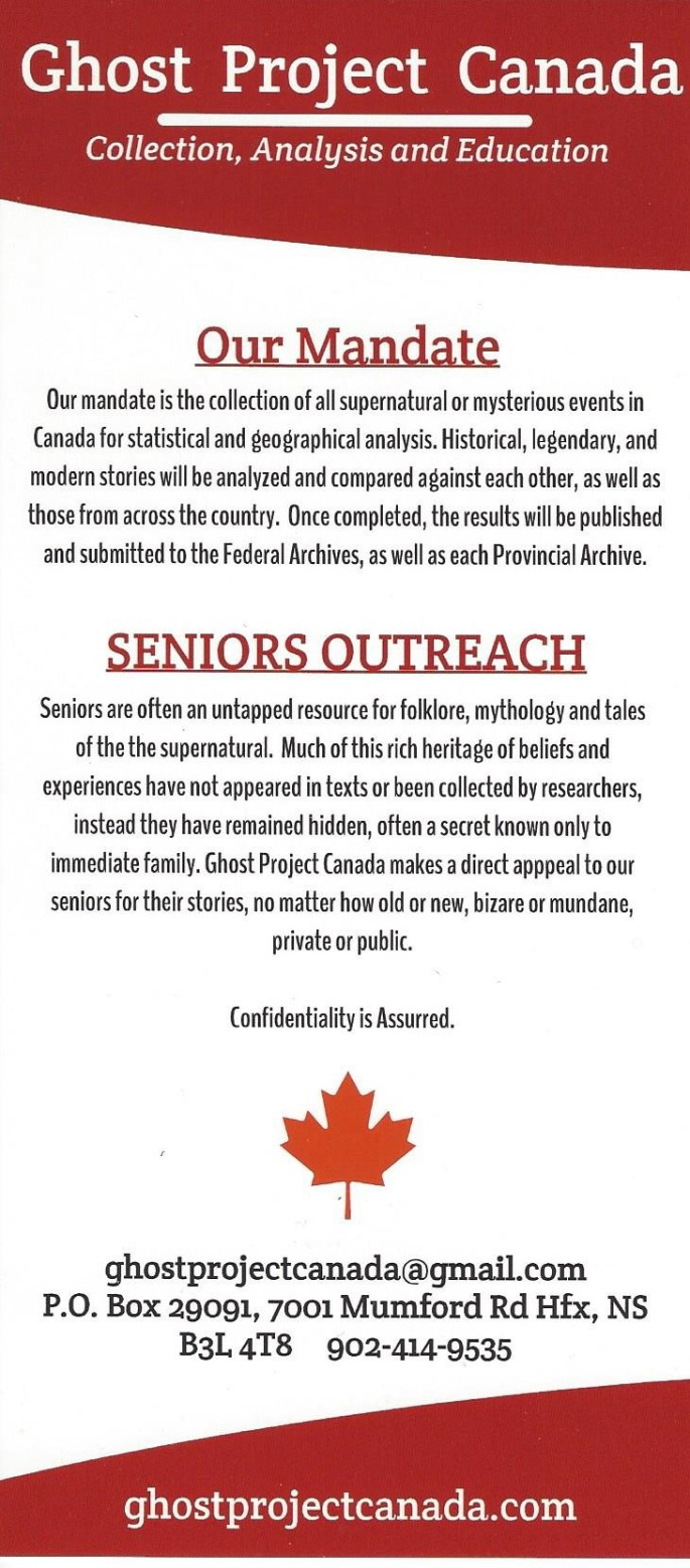 Seniors Outreach